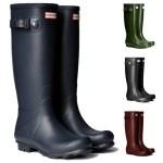 Hunter Womens Norris Field Wellington Boots