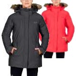Jack Wolfskin Womens Newfoundland Parka Jacket