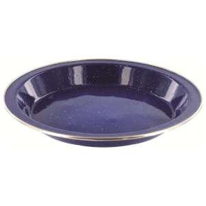Highlander Highlander Enamel Large Plate - Blue