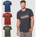 Jack Wolfskin Slogan T Shirt
