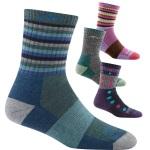 Darn Tough Womens Hiker Micro Crew Cushion Sock