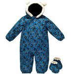 Trespass  Bye Byes Kids 1pc Suit