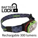 Coleman CXS+ 300R Headlamp