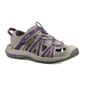 Teva Women's Rosa Sandal Purple Grey