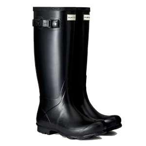 Hunter Hunter Field Boot Black