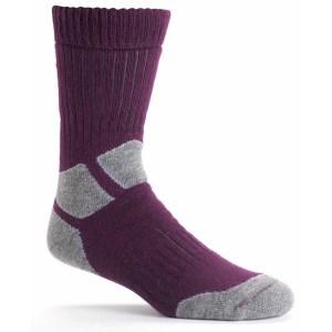 Berghaus Women's Explorer Socks DkPurp
