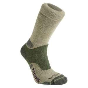 Bridgedale Mens Trekker Socks Green
