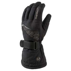 Manbi Motion Ski Glove Black Digital