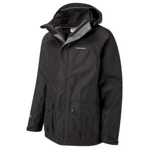 Craghoppers Kiwi II 3-in-1 Jacket Blac