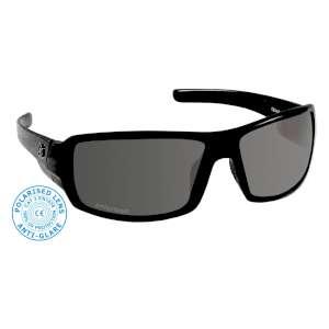 Manbi Blast Polorised Sunglasses Black