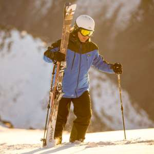 Trespass Icon Stretch Ski Jacket Brigh