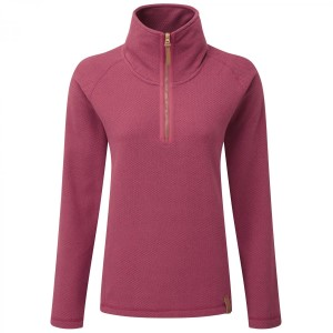 Craghoppers Womens Delia Fleece Rosehi
