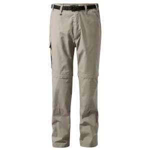 Craghoppers Kiwi Zip Off Trousers Beac