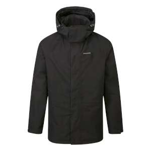 Regatta Sangson Waterproof Jacket Ash