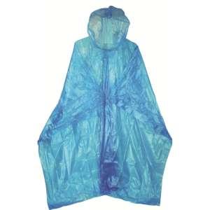 Gelert Emergency Poncho Blue
