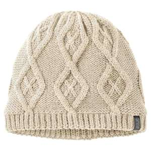 Jack Wolfskin Women Plait Cap Birch
