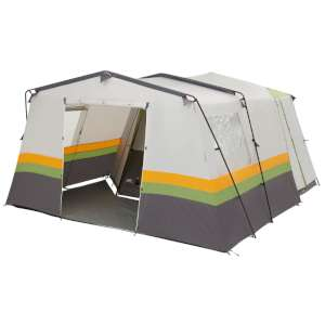 Coleman Octagon Front Extension Grey/G