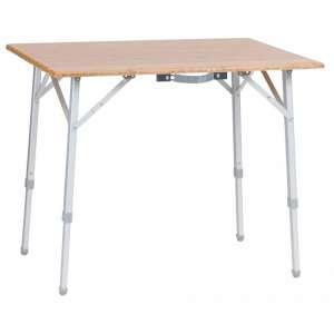 Vango Bamboo Table 80x60x65cm Bamboo