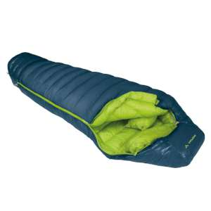 Vaude Ice Peak 750 Sleeping Bag Deep W
