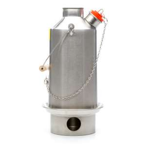 Base Camp Stainless Steel Kelly Kettle