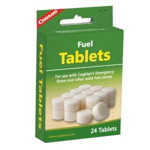 Coghlans Solid Fuel Tablets - 24 pack
