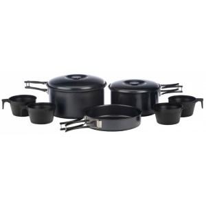 Vango 4 Person Non-Stick Cook Kit Blac