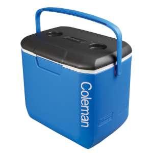 Coleman Tricolour 30Qt Cooler Blue