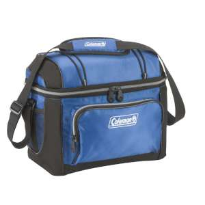 Coleman 12 Can Soft Cooler with Hard L