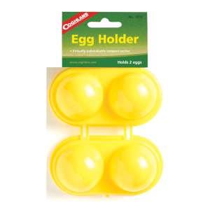 Coghlans 2 Egg Holder Yellow