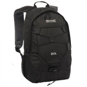 Regatta Survivor 20Ltr Rucksack Black