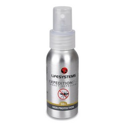 Lifesystems 50ml 50+ Expedition Plus