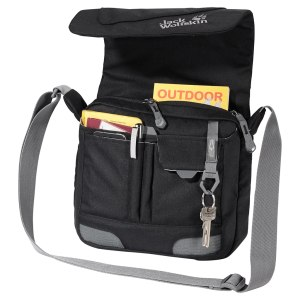 Jack Wolfskin Rosebery Travel Bag Blac