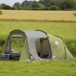 Coleman Da Gama  5 Tent Green/Grey