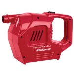 Coleman Rechargeable QickPump Red