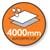 4000mm Flysheet