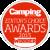 Camping Magazine' editors choice footwear award