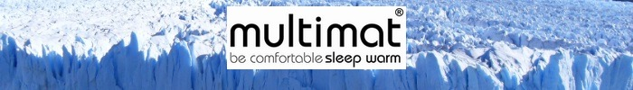 Multimat - self inflating and foam mats