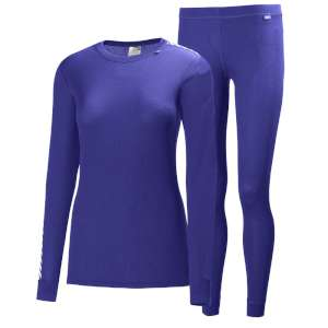 Helly Hansen Women�s Lifa� Stay Dry Base Layer 2-Pack