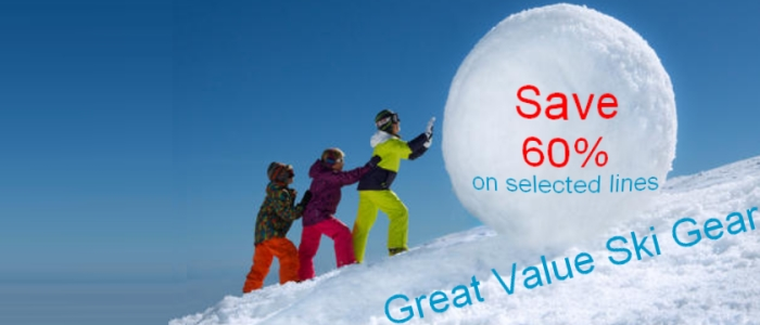 Fantastic ski and snow sports offers 2013