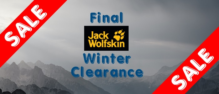 OutdoorGear Jack Wolfskin Clearance
