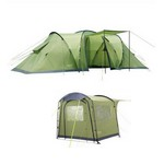 Gelert  Evora 6 Tent Package  ***Star Buy***