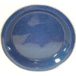Gelert  Enamel Large Plate - Blue