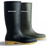 Womens Dunlop Wellington Boots