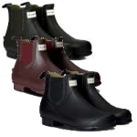 Hunter Womens Norris Chelsea Boot