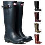 Hunter Women's Norris Field Side Adjustable Wellington Boots