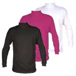 Manbi Adult Supatherm Roll Neck Top
