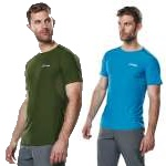 Berghaus Super Short Sleeve Crew Tech T-Shirt