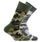 Horizon  Kids Outdoor Ankle Socks - 2 Pair Pack