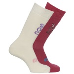 Salomon SPK Junior Ski Socks - 2 Pack