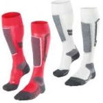 Falke SK4 Wool Women Skiing Knee-high Socks